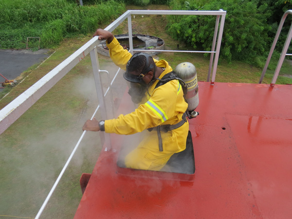 Advanced Fire Fighting & Fire Prevention